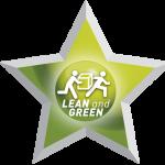 logo leanandgreen