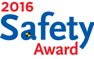 logo safety award